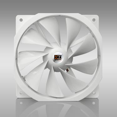XIGMATEK 12CM XOF SERIES CASING COOLING FAN (XOF-F1251) WHT
