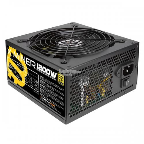 # XIGMATEK X-Miner 1800W Power Supply #