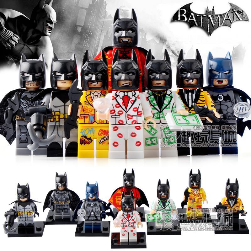XINH 0133 BATMAN THE MOVIE 8 per set (end 6/22/2018 2:15 PM)