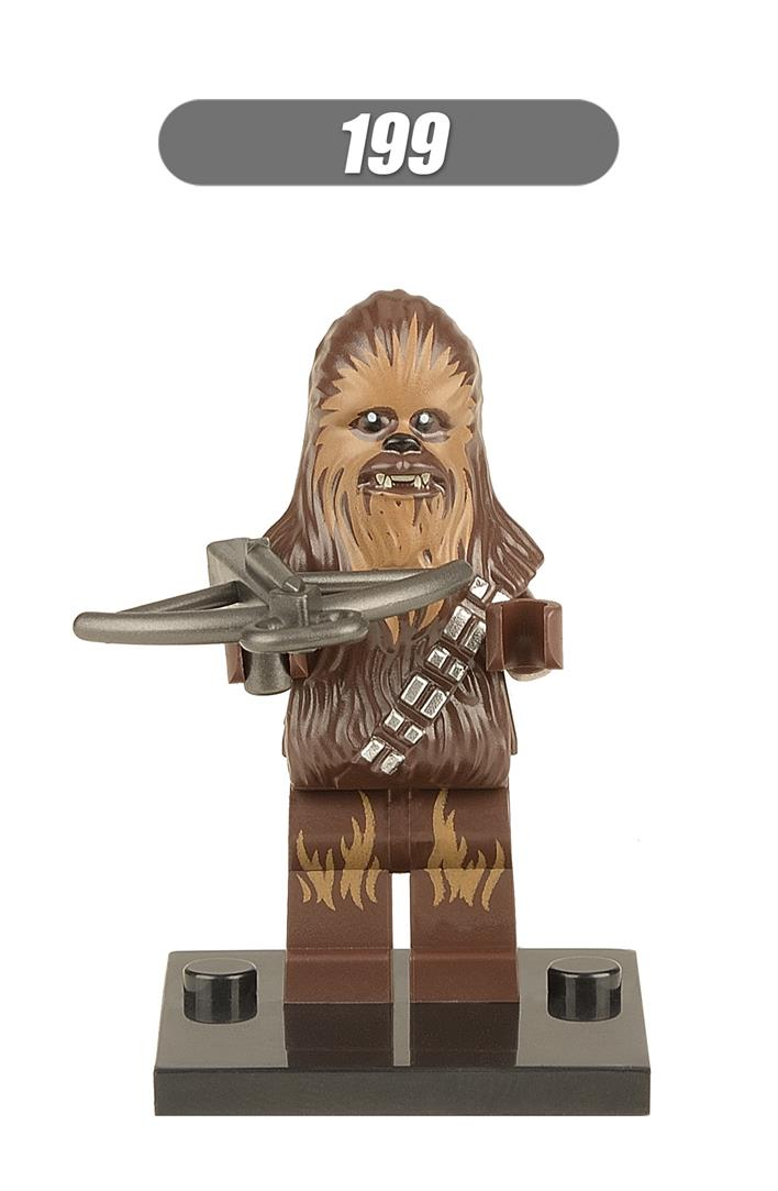 XINH 199 X199 STARWARNS POWER AWAKEN 2017 CHEWBACA X0199