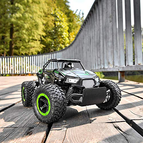 XIXOV RC Car, 1:14 Aluminium Alloy Kids Large Size High Speed Fast Racing Mons