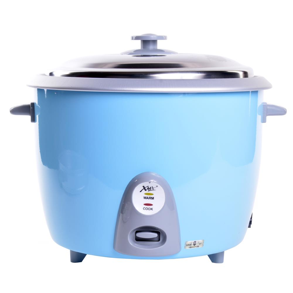 XMA 28RCS Rice Cooker With Steamer 2 (end 5/28/2017 4:15 PM)