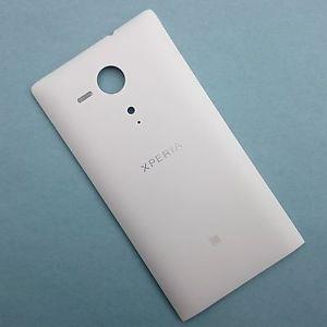huge selection of 4a43e cbe4d Xperia SP C5303 Back Battery Cover Housing-WHITE