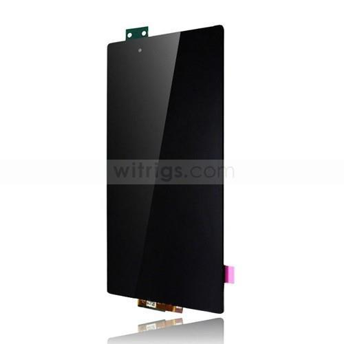Xperia Z Z1 Z2 Z3 Z5 mini ZR Lcd With Touch Screen Digitizer + Tape