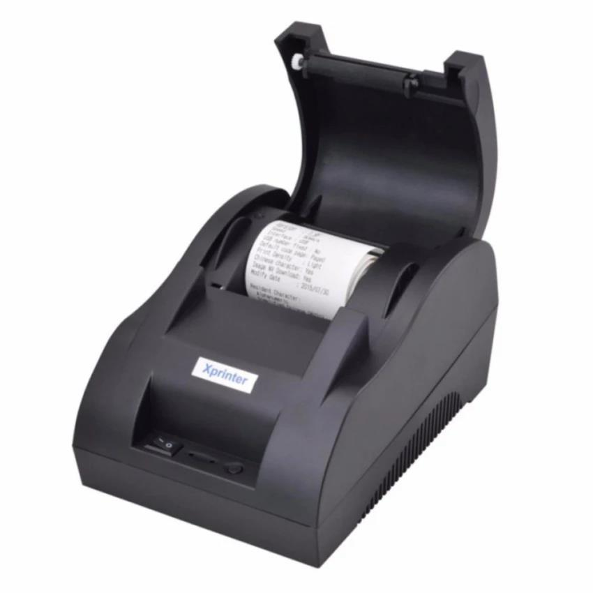 XPrinter XP-58IIH 58mm Receipt POS Thermal Printer USB Port +Bluetooth