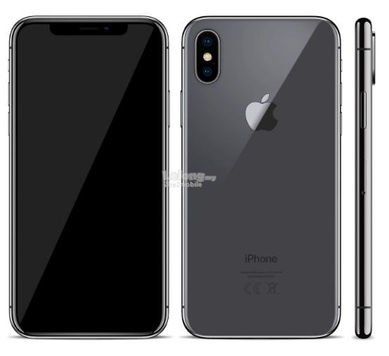 Xtremeskins Matte skin iPhone XS / XS MAX back skin from UK