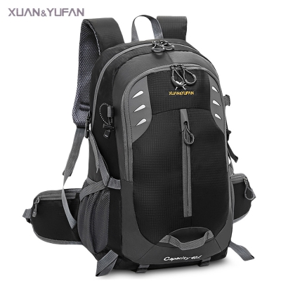 Xuanyufan XYF0027 Travel Camping Backpack 40L Water Resistant Breathab..