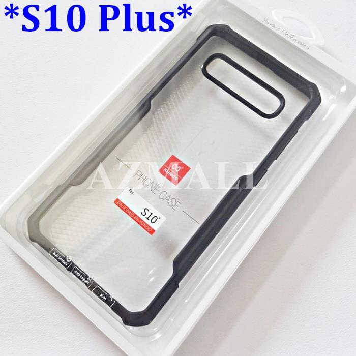 XUNDD Shockproof Military Drop Case Samsung Galaxy S10+ Plus / G975F