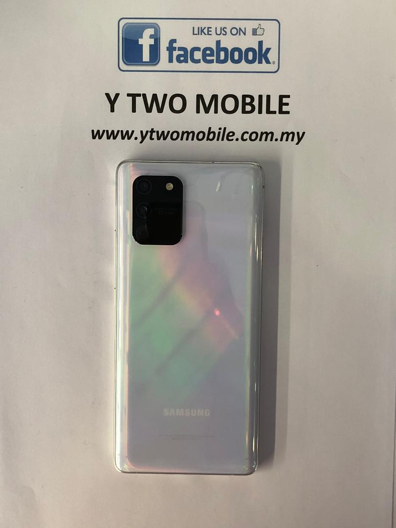 [Y Two Mobile] Demo. Samsung Galaxy S10 Lite 8+128 (SME Set with Box)
