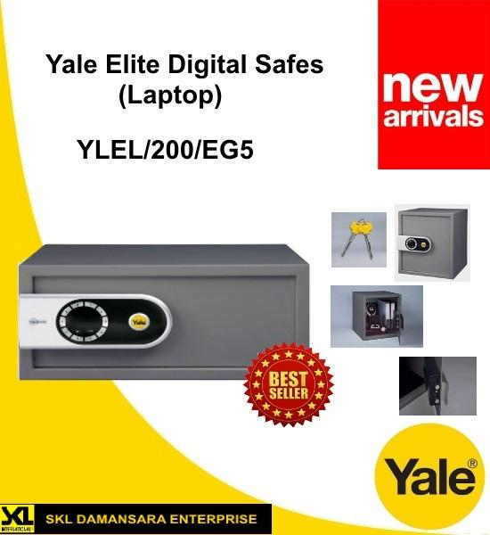 Yale Elite Digital Laptop Safe Promotion now at RM 899.00 Only! *New a