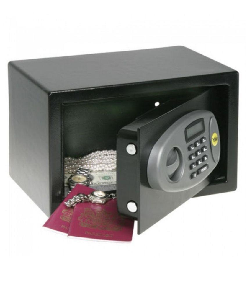 YALE Standard Digital Safe YSS/200/DB2(Black)