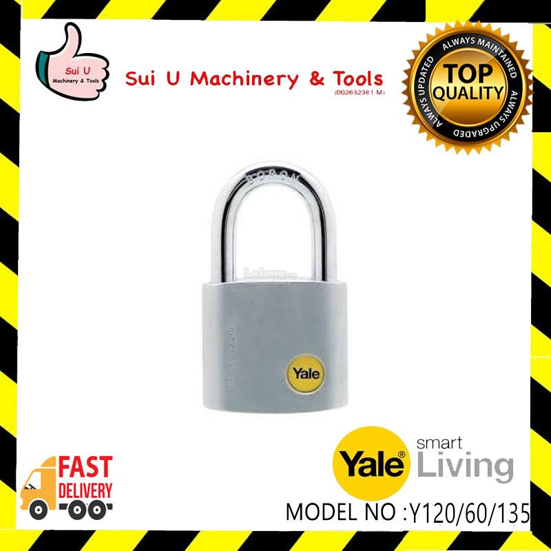 Yale Y120/70/141 Y12 Chrome Padlock 70mm