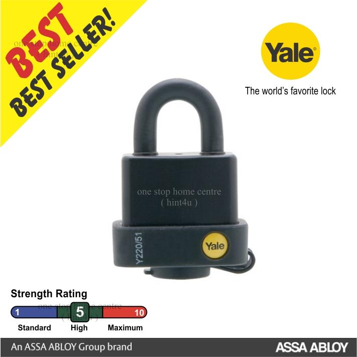 Yale Y220 51 118 1 Weather Resistant End 9 5 2020 6 15 Am