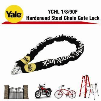 Yale YCHL1/8/90F Hardened Steel Chain