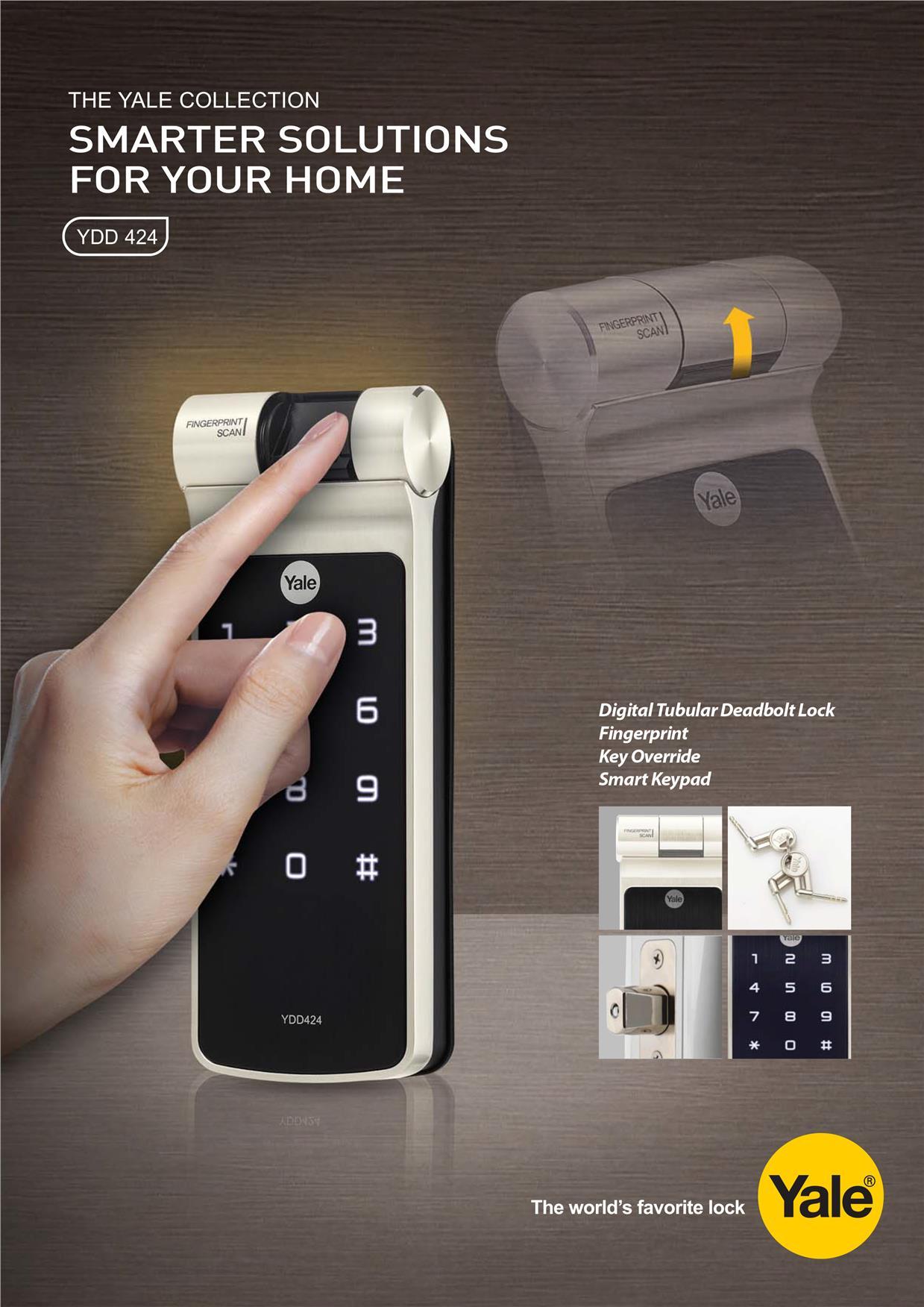 fingerprint biometric door productdetail digital lock premium doors yale ydr
