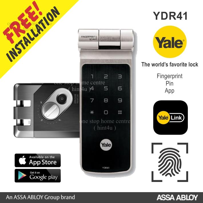 Yale Ydr 41 Jimmy Proof Fingerprin End 10 27 2019 10 15 Pm