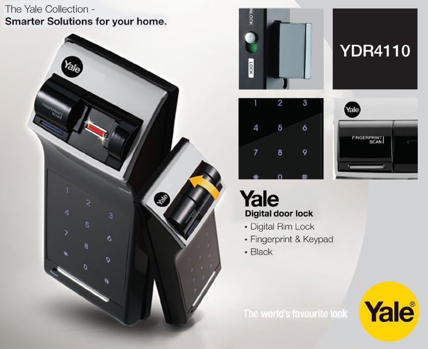 Yale Ydr 4110 Fingerprint Pin Digita End 8 2 2022 10 16 Pm