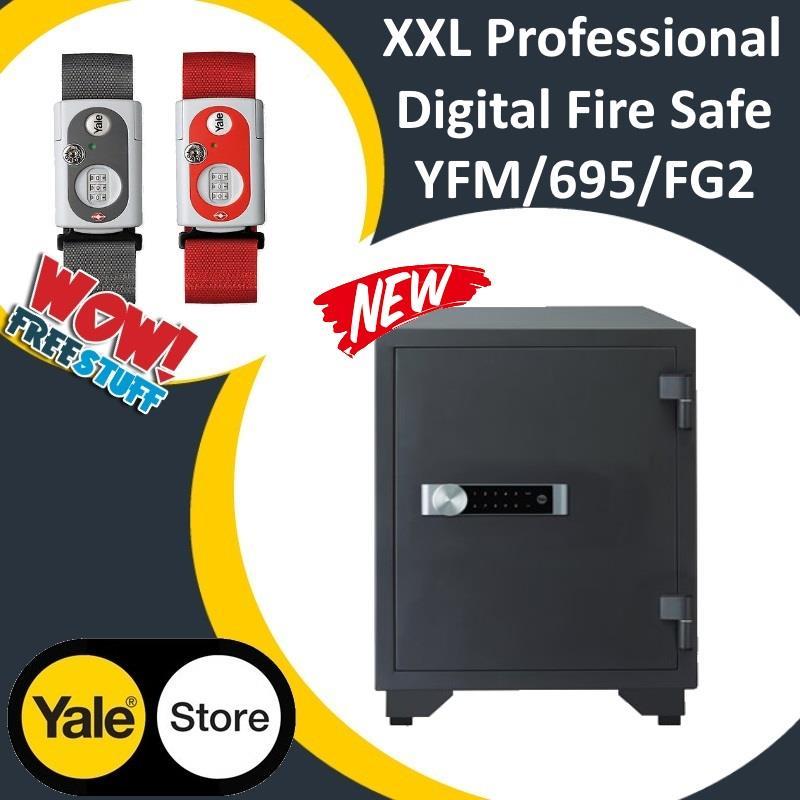 Yale YFM/695/FG2 Professional Fire Safe XXL