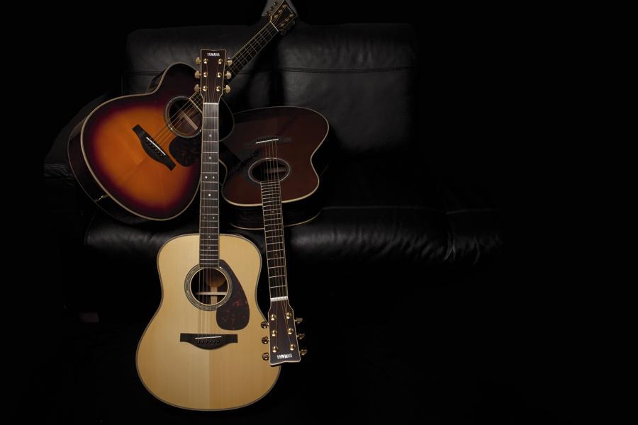 yamaha ll16. yamaha acoustic guitar ll16 ll 16 ll-16 //are with free hardcase ll16