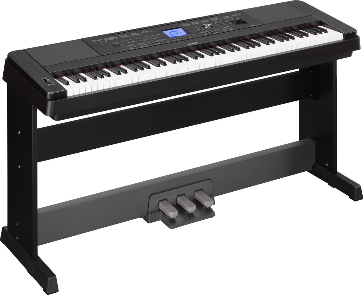 Yamaha Keyboards With Weighted Keys For Sale