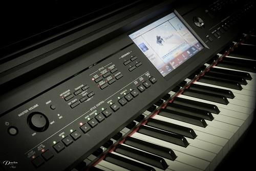 Yamaha Digital Piano Clavinova CVP705 CVP-705 BLACK