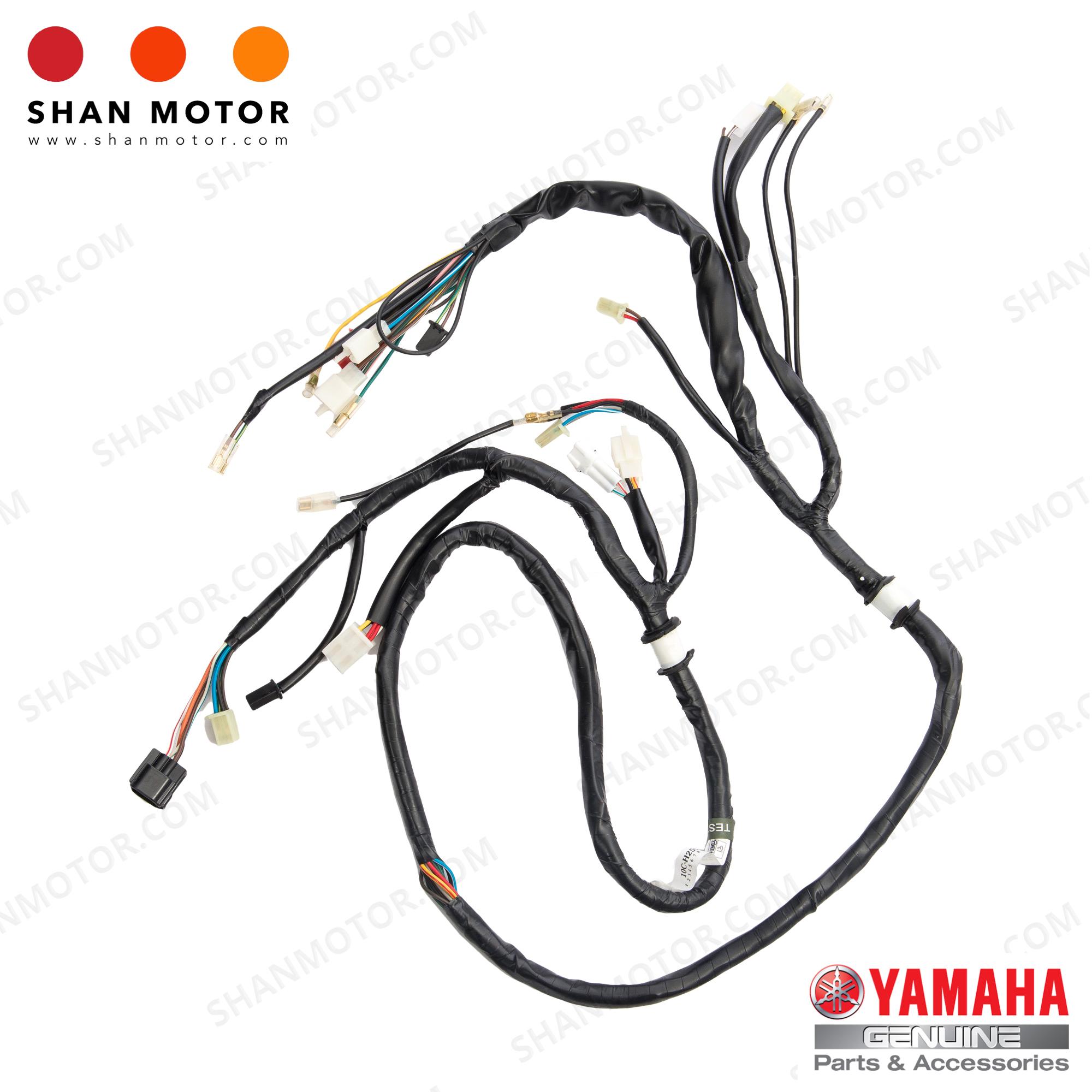 yamaha ego s wiring assembly hly yamaha genuine parts shanmotor 1807 13 F1096415_1 yamaha ego s wiring assembly [hl (end 12 29 2020 12 00 am)