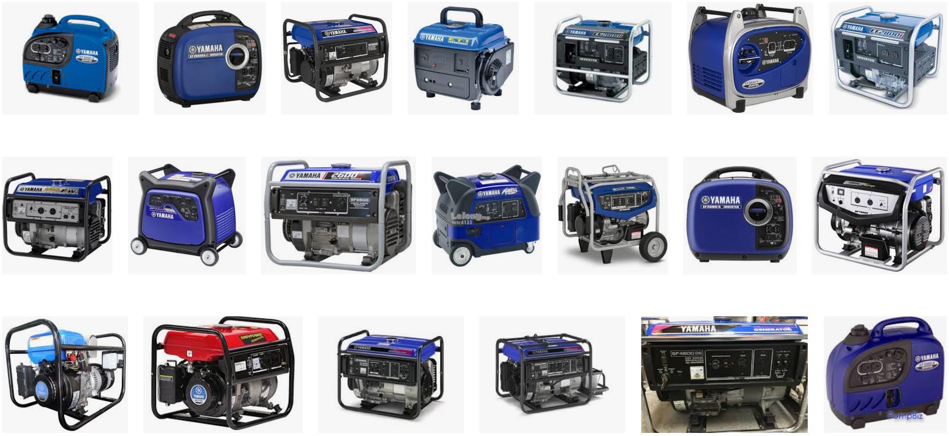 Yamaha electric Portable fuel engine (end 11/6/2020 1:15 PM)