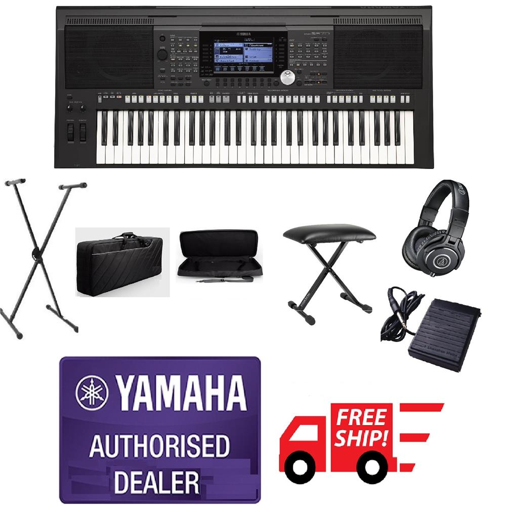 Yamaha Keyboard S970 Psr End 12 16 2016 1015 Am Free Shipping Malaysia