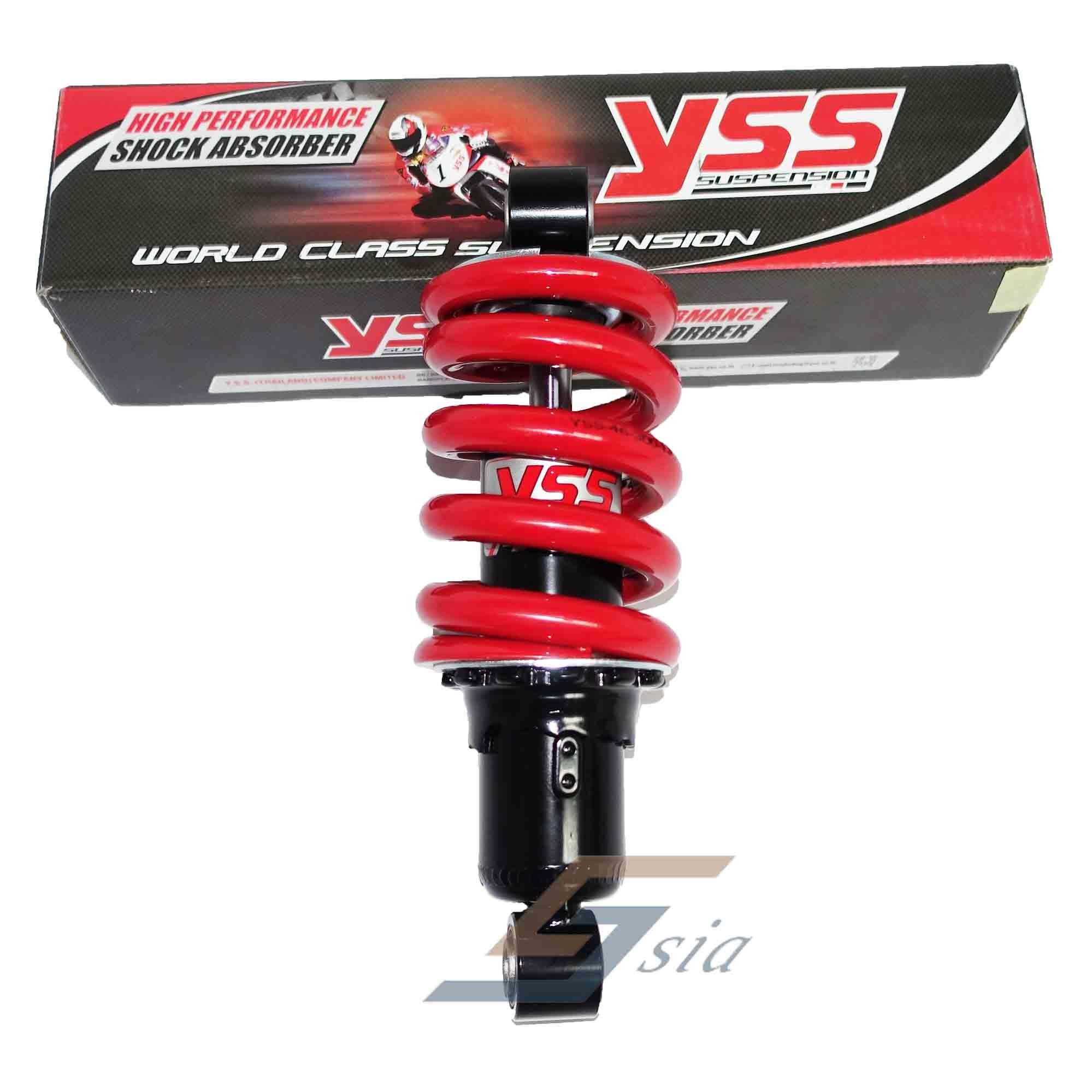 Yamaha LC135 1st/2nd Gen YSS Rear Absorber 210mm (Red)