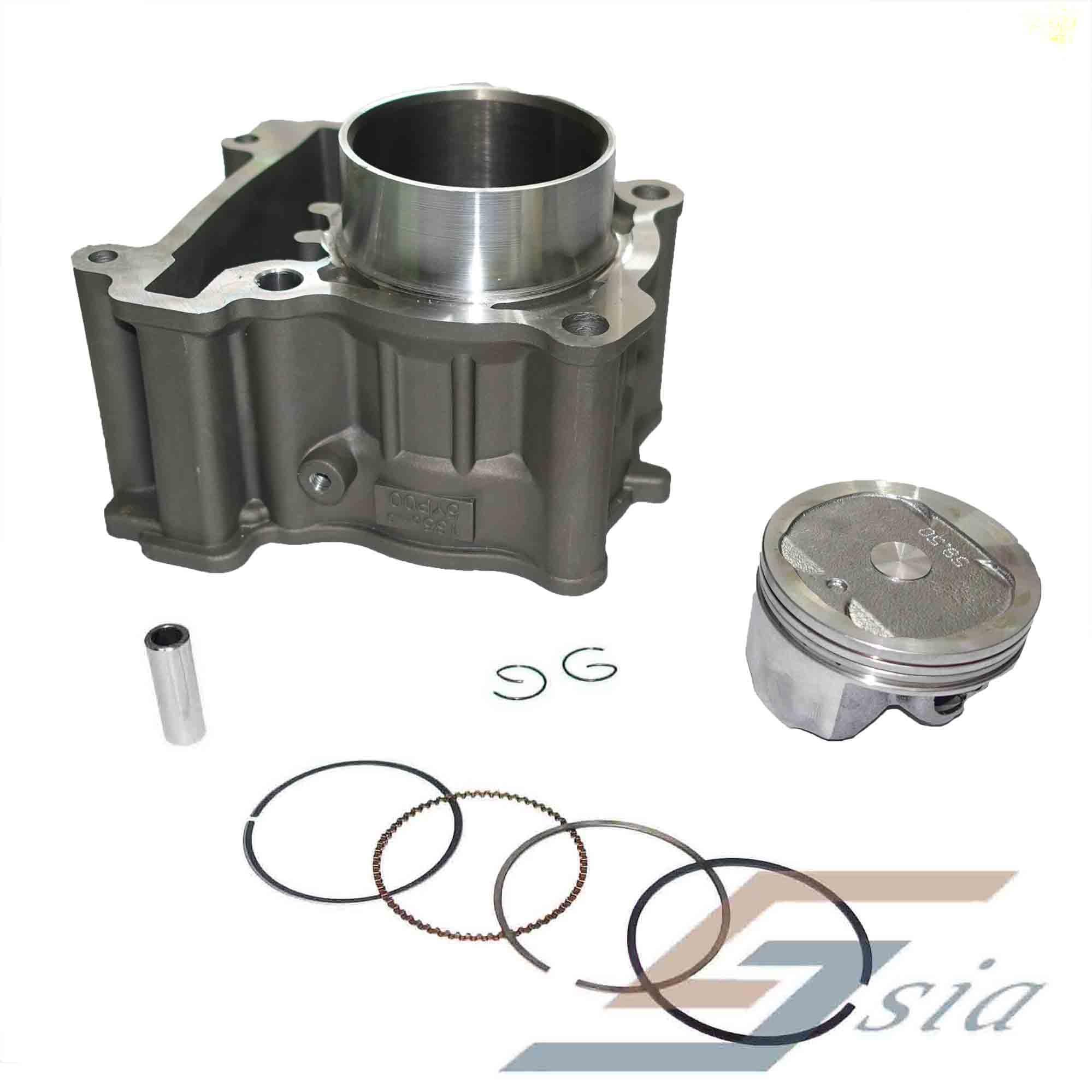 Yamaha LC135 Racing Cylinder Block Set (58 5mm)