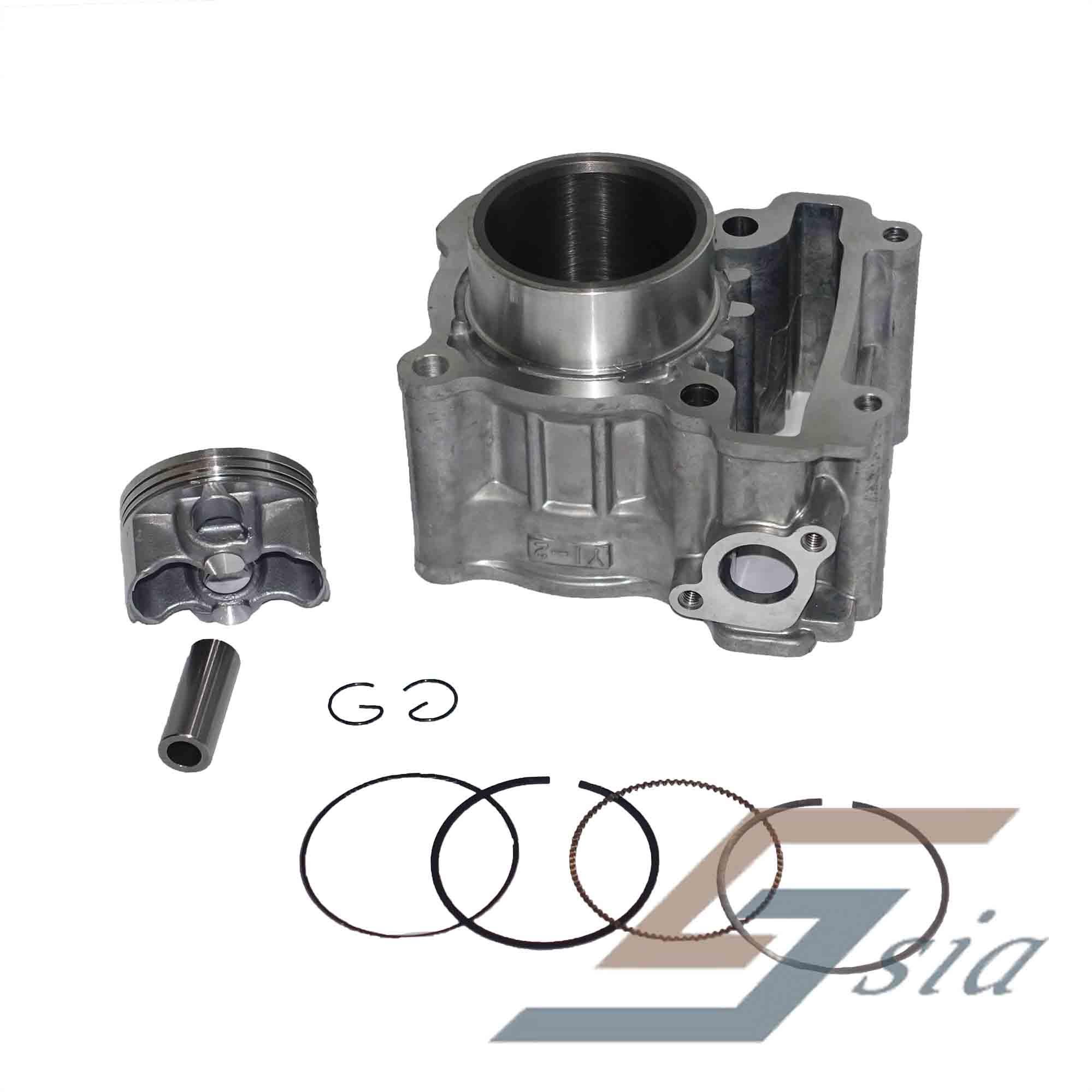 Yamaha LC135 Standard Cylinder Block Set (54mm)