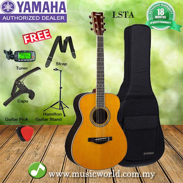 Yamaha ls ta transacoustic guitars a end 10 6 2020 5 39 pm for Yamaha ls ta