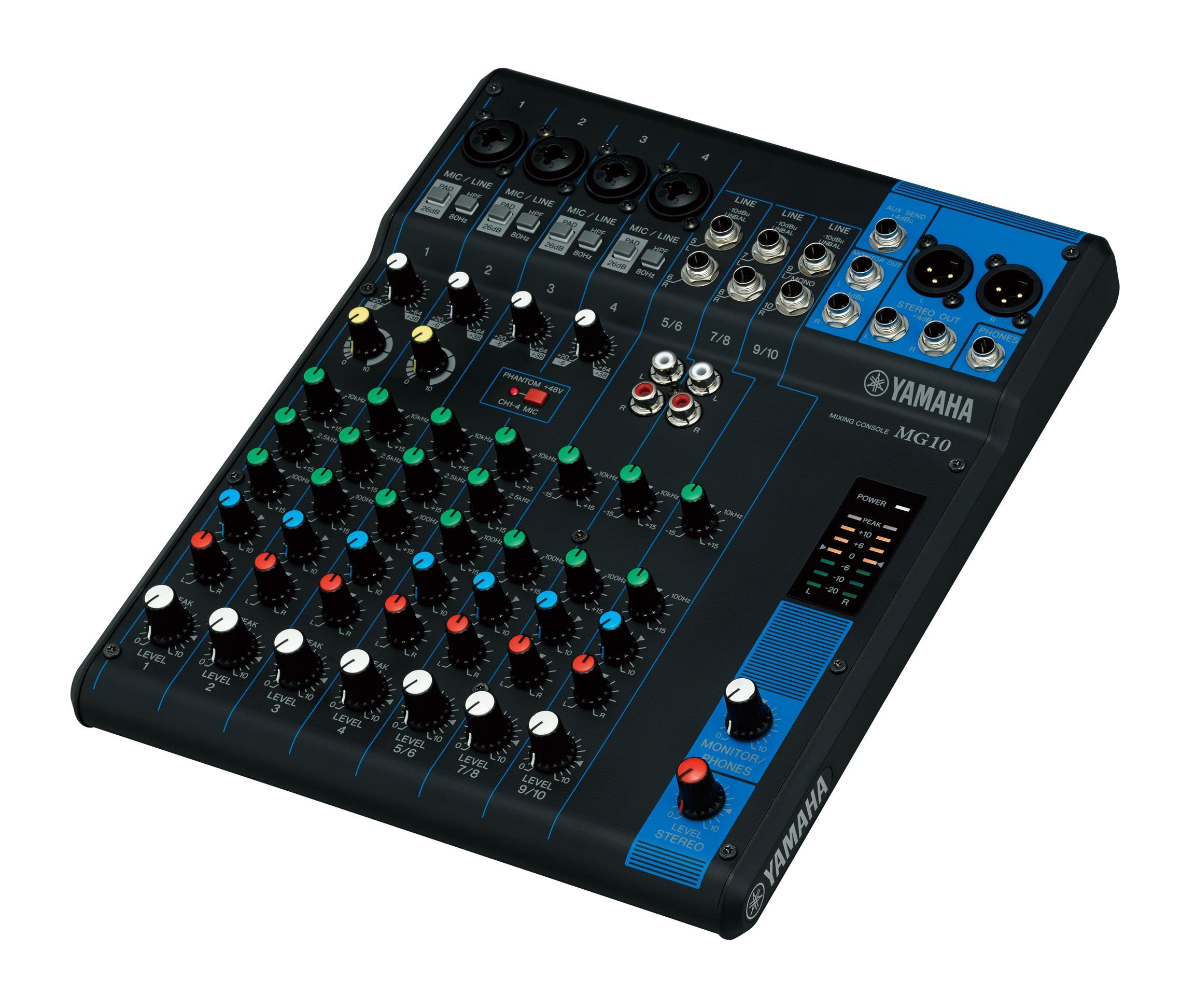 Audio Mixers BH Photo Video