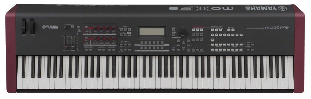 Yamaha moxf8 88 key synthesizer key end 6 3 2019 5 32 pm for Yamaha moxf8 88