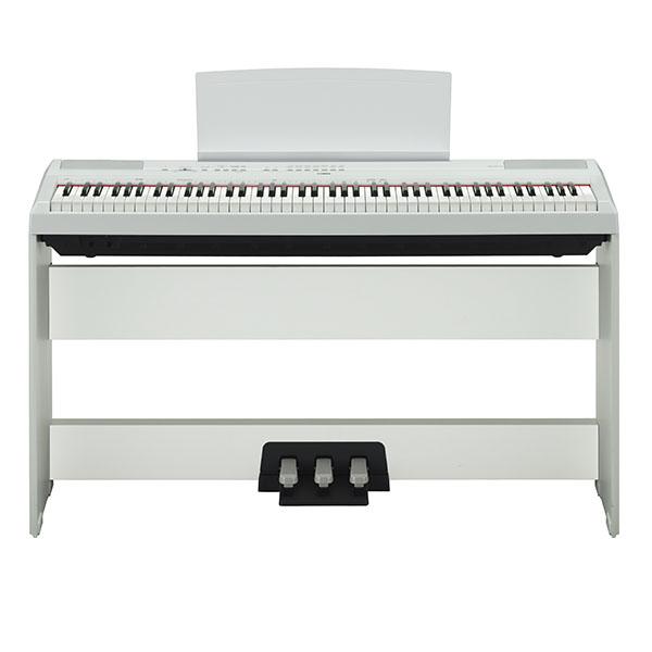 yamaha p 115 digital piano white bu end 10 5 2020 11 36 am. Black Bedroom Furniture Sets. Home Design Ideas