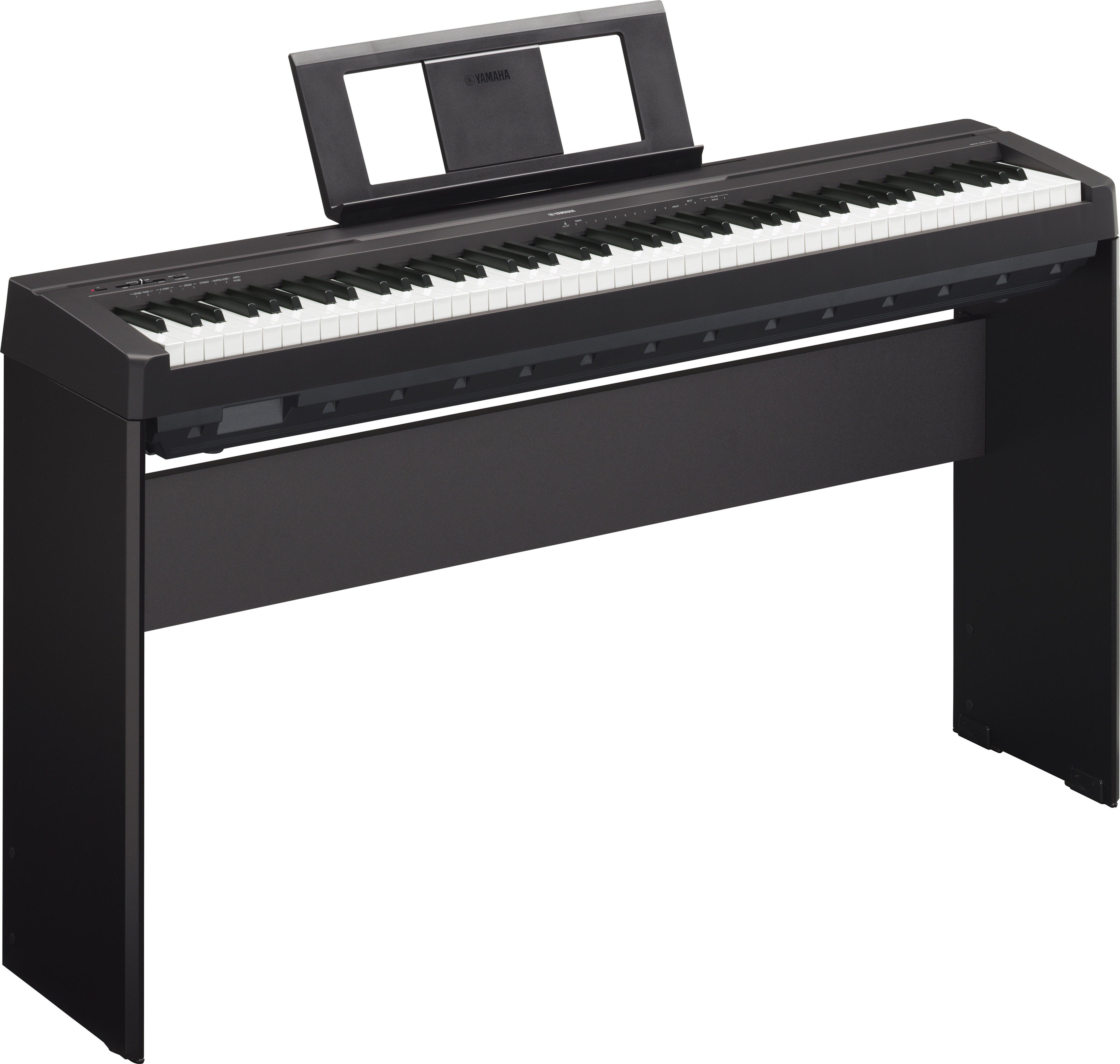 yamaha p 45 88 key digital piano de end 9 14 2021 12 00 am. Black Bedroom Furniture Sets. Home Design Ideas