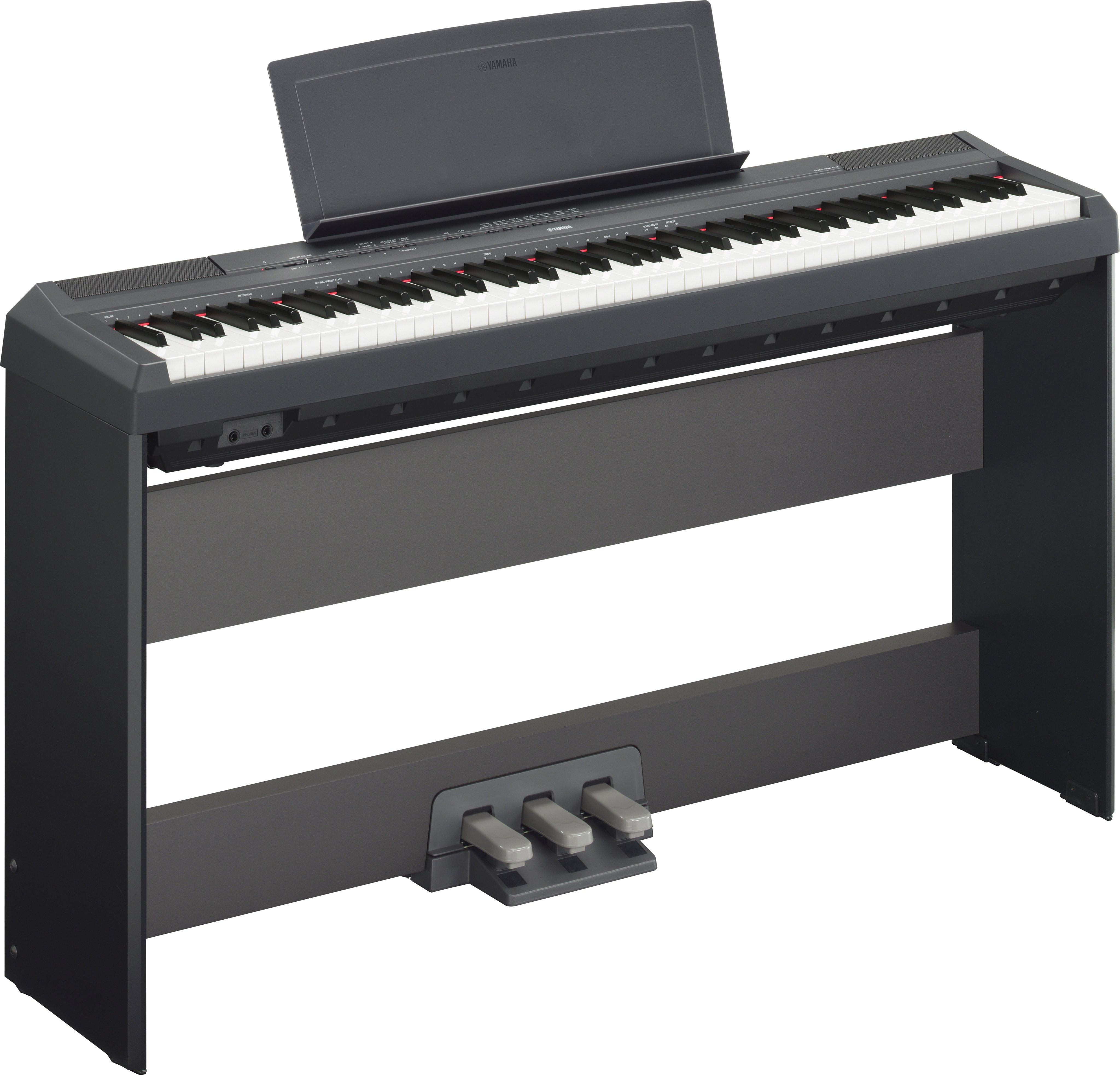 YAMAHA P-SERIES P-115 88-KEYS DIGITAL PIANO FREE BENCH & HEADPHON