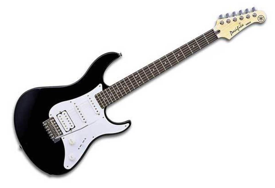yamaha pac112j electric guitar end 5 4 2017 3 15 pm. Black Bedroom Furniture Sets. Home Design Ideas