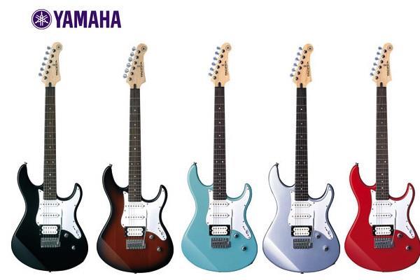 Weight Yamaha Pacifica Guitar Pac