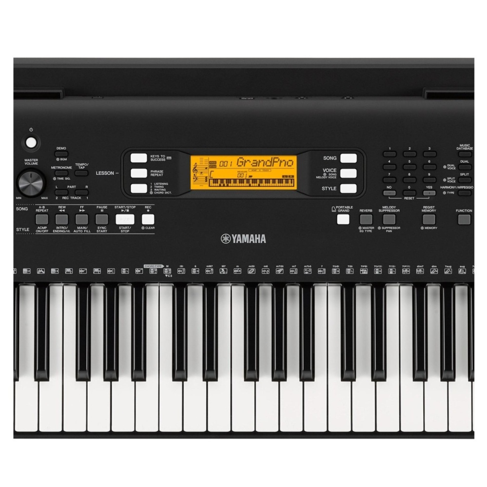 yamaha psr e363 portable keyboard w end 11 10 2020 6 06 pm. Black Bedroom Furniture Sets. Home Design Ideas