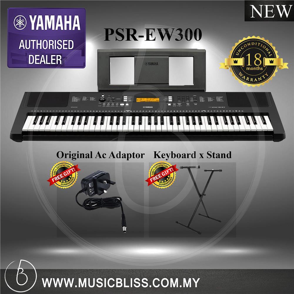 Yamaha psr ew300 portable keyboard end 8 21 2019 10 15 am for Yamaha psr ew300 keyboard