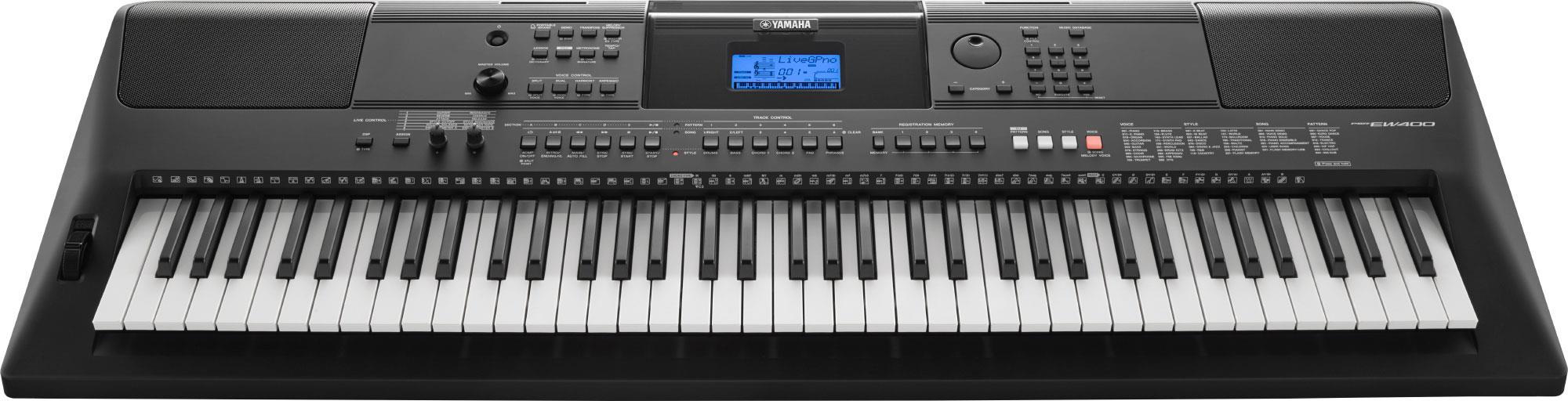 Workstation Keyboards 2018 : yamaha psr ew400 76 keys workstat end 8 31 2019 10 15 pm ~ Russianpoet.info Haus und Dekorationen