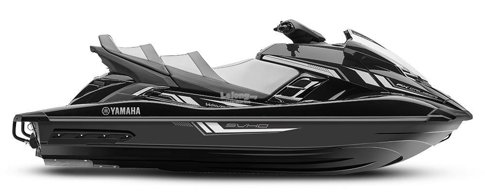 Yamaha Waverunner Fx Cruiser Svho For Sale