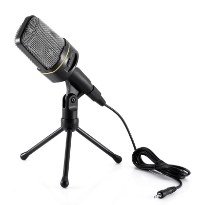 Yanmai Dynamic Condenser Sound Microphone with Stand Holder
