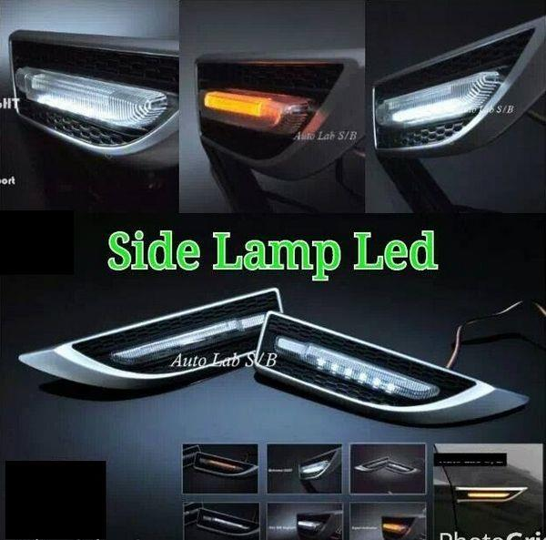 Lamp Bar Nara Prefecture Nara: YCL Universal Car Side Fender LED L (end 4/23/2021 11:52 AM