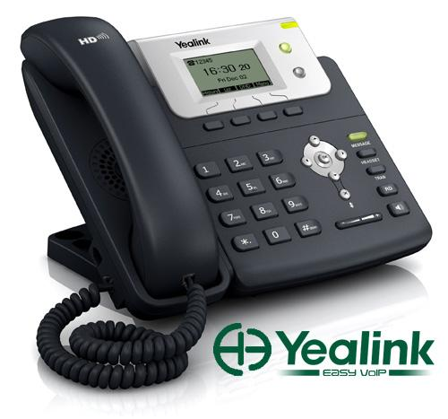 Yealink Entry Level HD IP Phone SIP-T21P