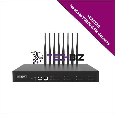 Yeastar NeoGate TG800 GSM Gateway