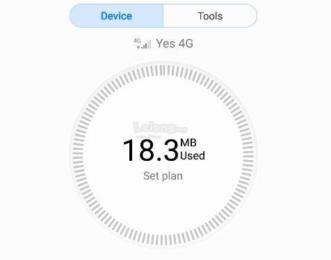 Yes 4G Umobile Digi 4G Modified Unlimited Hotspot Tethering