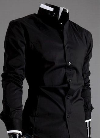 yhf man long sleeve shirt men casual (end 3/26/2017 8:36 PM)