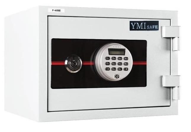 YMI Fire Resistant Safe Box (YMI-H38E_38kg)_MADE IN KOREA
